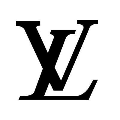 Custom louis vuitton logo iron on transfers (Decal Sticker) No.100080